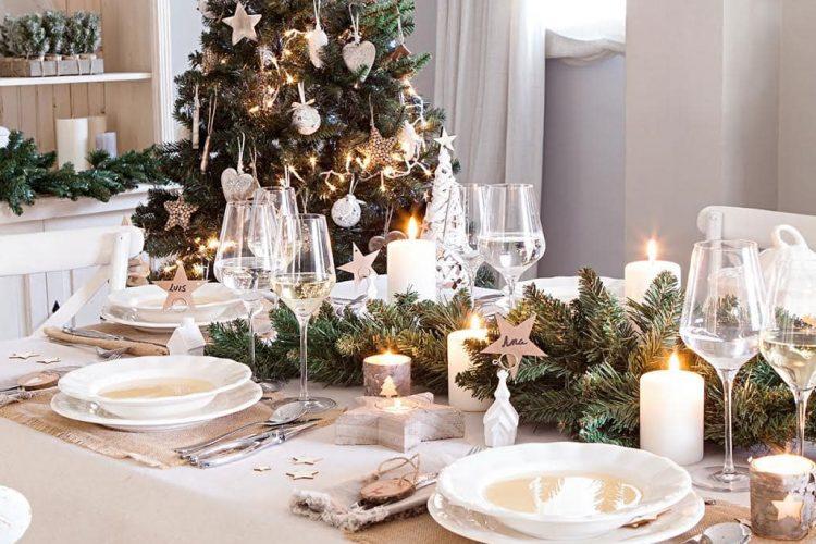 mesa navideña1